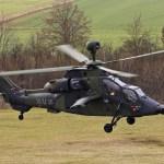 Helicóptero Tiger que caiu no Mali se desintegrou no ar