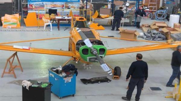 Puelche FAdeA 1 600x337 - FAdeA volta a exportar aeronaves depois de 25 anos