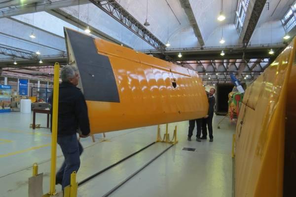 Puelche FAdeA 5 600x399 - FAdeA volta a exportar aeronaves depois de 25 anos