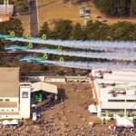 """IMAGENS: Veja como foi o excelente """"Domingo Aéreo"""" realizado na Academia da Força Aérea"""