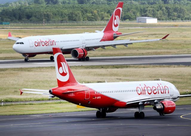Airberlin - Airberlin deixará de operar no final de outubro