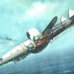 GUERRA FRIA: A Coreia do Norte abate avião-espião dos EUA