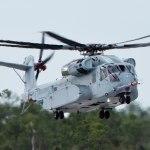 CH-53K vai fazer estreia internacional no show aéreo de Berlim
