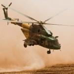Acidente com helicóptero Mi-17 da Força Aérea Iraquiana