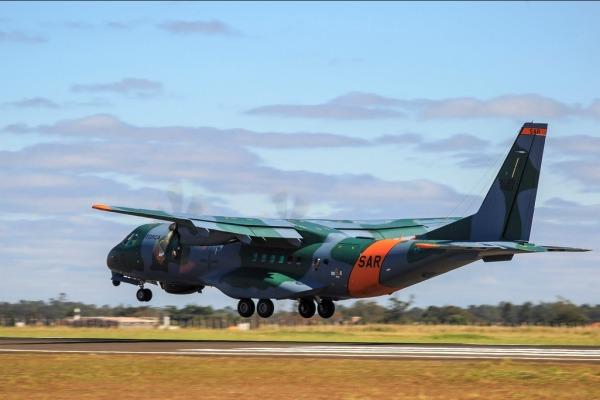 i17112110562259538 600x400 - FAB realiza primeiro voo na busca ao submarino argentino ARA San Juan