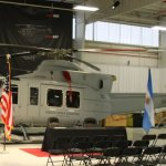 Bell Helicopter entrega quatro helicópteros Bell 412EP para Argentina