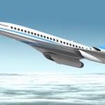 Japan Airlines investe US$ 10 milhões no projeto de avião supersônico da Boom