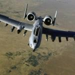USAF comenta uso do A-10 contra o ISIS