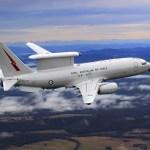 Boeing completa primeiro estágio de modernização da frota E-7A Wedgetail da RAAF