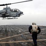 Exército Brasileiro interessado em helicópteros AH-1W do USMC