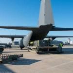 C-130J da Força Aérea Francesa realiza primeira missão operacional no Mali