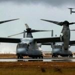 Israel renova interesse na compra do V-22 Osprey