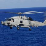 Venda de helicópteros MH-60R para o México é aprovada pelos EUA