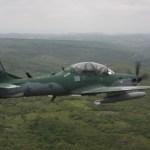BRASIL: FAB intercepta avião suspeito de tráfico de drogas
