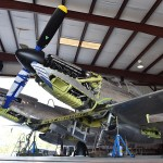 Raro XP-82 'Twin Mustang' deve fazer sua estreia no EAA AirVenture Oshkosh 2018