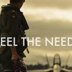 """Maverick"" volta ao cockpit, no início das filmagens de ""Top Gun 2"""