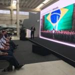 Saab inaugura fábrica de aeroestruturas do Gripen no Brasil