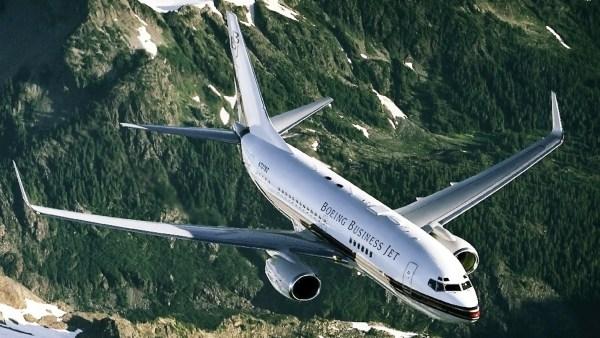Boeing BBJ pic ex tcm87 3702 600x338 - Os 10 jatos executivos que revolucionaram o mercado nos últimos 30 anos