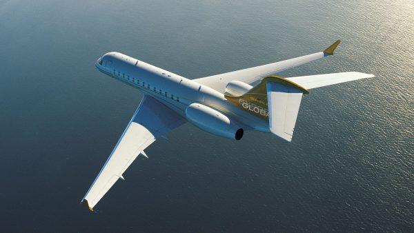 Bombardier Global Express Private jet exterior 600x338 - Os 10 jatos executivos que revolucionaram o mercado nos últimos 30 anos