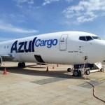Azul Cargo Express recebe seu primeiro Boeing 737-400F