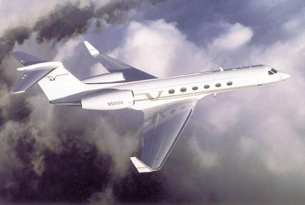 Gulfstream G V 600x404 - Os 10 jatos executivos que revolucionaram o mercado nos últimos 30 anos