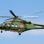 Exército do Nepal adquire helicóptero AW139