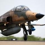 Acidente com F-5 do Irã