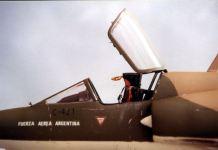 falklands malvinas FAA IAI dagger - ESPECIAIS