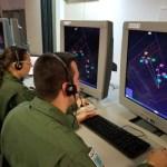 FAB: Militares realizam treinamento simulado de combate BVR