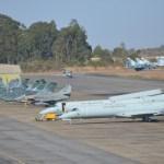 FAB: Esquadrões realizam Treinamento de Combate BVR em Anápolis (GO)