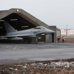 Caças Eurofighters italianos iniciam missão de vigilância aérea na Islândia