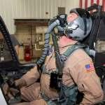 NASA avalia problema de hipoxia dos pilotos militares dos EUA