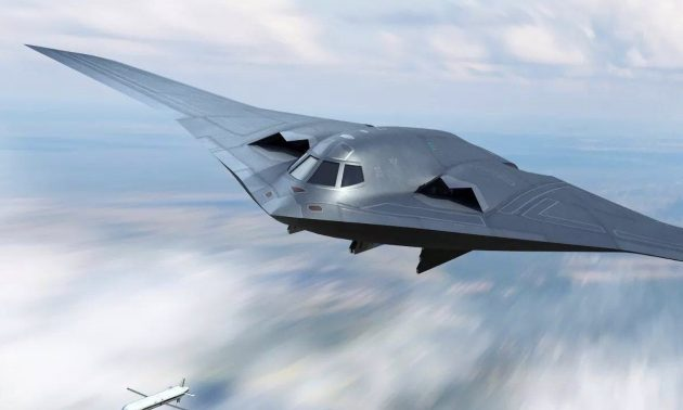 Xian H-20: The Chinese Stealth Bomber to End all Stealth Bombers?