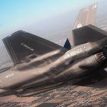USMC conecta F-35B a um foguete do sistema HIMARS