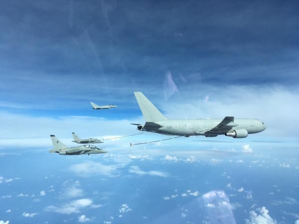 20181119 TourMedioOriente Qatar 12 600x450 - IMAGENS: Força Aérea Italiana conclui turnê de demonstrações pelo Oriente Médio
