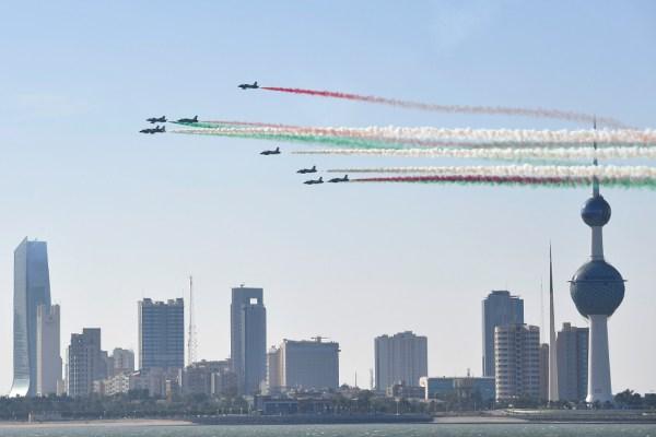 20181119 TourMedioOriente Qatar 1211 600x400 - IMAGENS: Força Aérea Italiana conclui turnê de demonstrações pelo Oriente Médio
