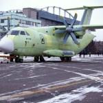 Primeiro Il-112V é transferido para fase de testes pré-voo