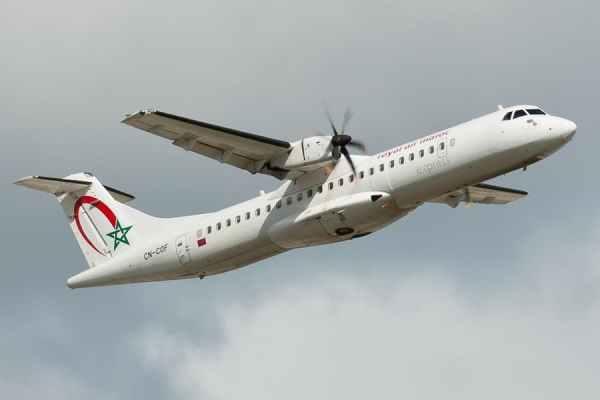 Royal Air Maroc ATR 72 600 600x400 - Royal Air Maroc encomenda adicional aeronave ATR 72-600