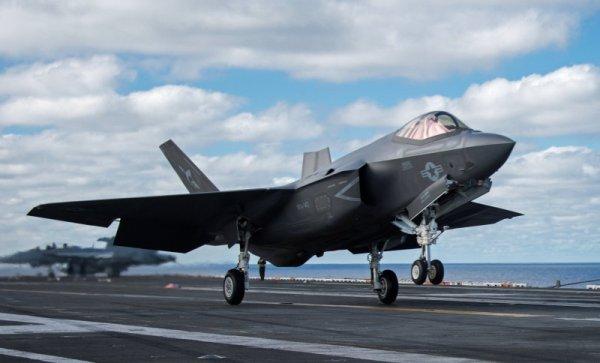 198361 1 600x363 - F-35C mais próximo da Capacidade Operacional Inicial com a Marinha dos EUA