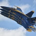 Agenda de shows aéreos de 2019 e 2020 para os Blue Angels da Marinha dos EUA