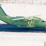 IMAGENS: Aeronave russa de transporte militar Il-112V inicia testes de táxi