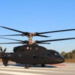 Boeing e Sikorsky divulgam primeiras imagens do helicóptero SB>1 Defiant