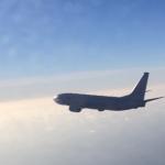 VÍDEO: Caça Su-27 russo intercepta avião de reconhecimento P-8A dos EUA