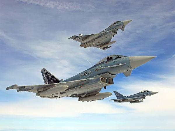F8FC3DF7 095C 4263 BD6C 77E515BBA5A7 600x450 - Alemanha e Espanha avaliam a compra de caças Eurofighter adicionais