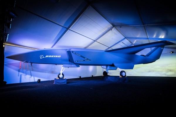 """124A0318 high res 600x400 - Boeing apresenta na Austrália seu novo sistema conceito não tripulado de combate """"Loyal Wingman"""""""