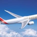 Emirates fecha pedido para 30 A350s e 40 A330neos após acordo sobre A380