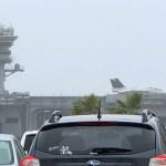 """Novas imagens do F-14 no convés de voo do porta-aviões na filmagem de """"Top Gun: Maverick"""""""