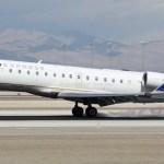 United Airlines adquire 50 das novas aeronaves CRJ550 da Bombardier