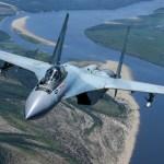 Egito assina contrato para compra de caças Su-35
