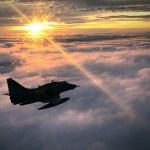 MARINHA: Esquadrão VF-1 realiza exercício de ataque noturno na fronteira com a Bolívia